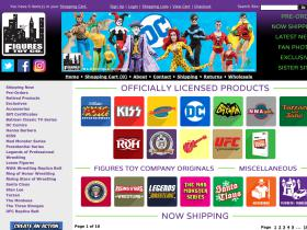 Figures Toy Company Coupons