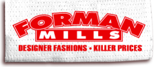 Forman Mills Coupons