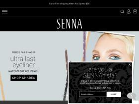 Senna Cosmetics Coupon Codes