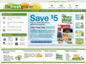 Fresh Grocer Coupons